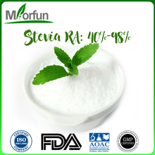 GMP Certified water soluble healthy rebaudioside a stevioside stevia powder extract