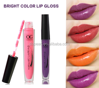 purple lip gloss natural bright color lip gloss