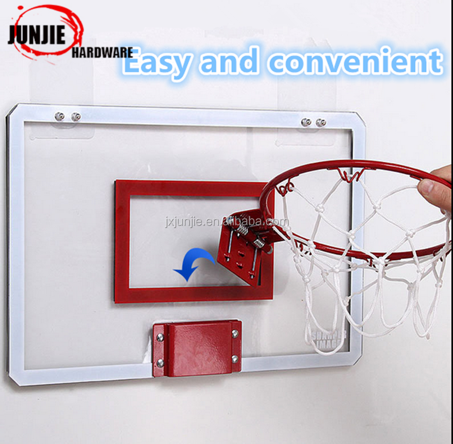 International standard sInternational standard sports equipmenports equipment manual hydraulic basketball stand, can count score