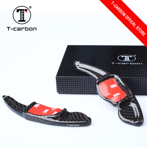 T-carbonHigh-grade Carbon Fiber Steering Wheel Shift Paddles For Old Scirocco Shift Paddles