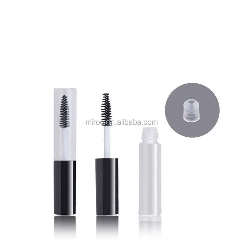 10ml Cosmetic Lip Gloss Container Private Label Custom Empty Plastic Lipgloss Tubes With Wands