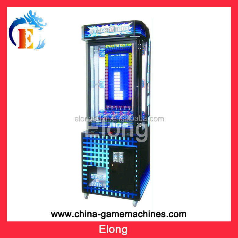 Game machine catch toy machine gift machine/tetris machine