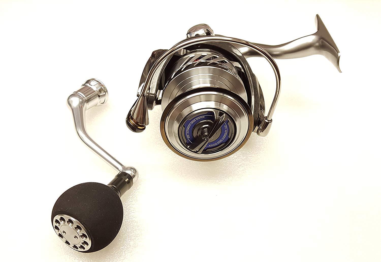 8a34af88543 Get Quotations · Daiwa Saltiga Bay SABAYJ4000-JDM Spinning Fishing Reel