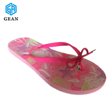 Custom cheap wholesale personalized printed flip flops