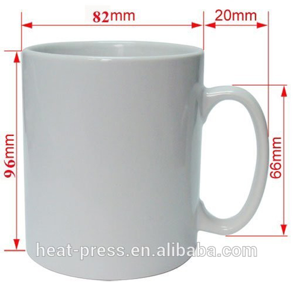 Best Christmas Gift! Wholesale 11oz Ceramic Sublimation Mug for Sublimation