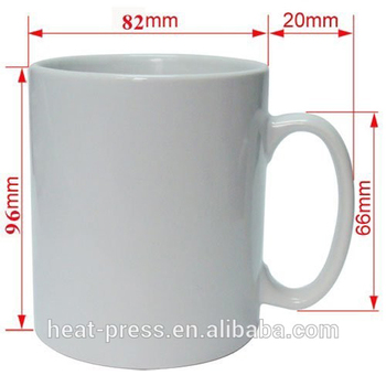 Best Christmas Gift Whole 11oz Ceramic Sublimation Mug For View Auplex Product Details From Fujian Liance