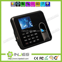 Electronic Date Time Stamp Fingerprint RFID Card Punch Time Clock