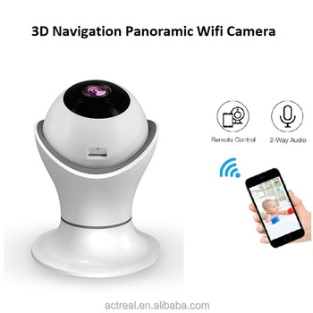 Factory Oem Remote Control Hd Wireless Video Audio Wifi Baby Camera For  Home Security System With App For Iphone And Android - Buy Baby Camera For