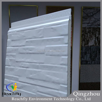 2017supply exterior decorative wall panel 16mm 50mm 70mm 100mm, lightweight sandwich wall panel