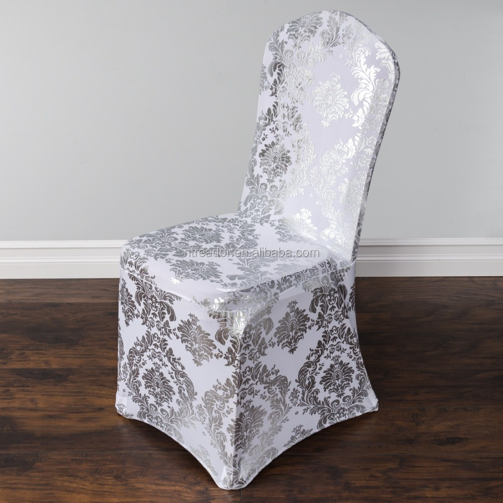 Damask Spandex Chair Cover Supplieranufacturers At Alibaba