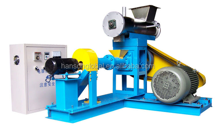 Factory price good animal feed fish poultry straw pellet mill machine production line