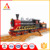 Trains blocks toys plastic funny bricks toys for kids building blocks