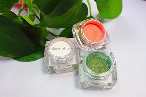 Kolortek cosmetic grade glitters cosmetic base eyeshadow powders