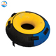 inflatable flying fish disco boat towable tube