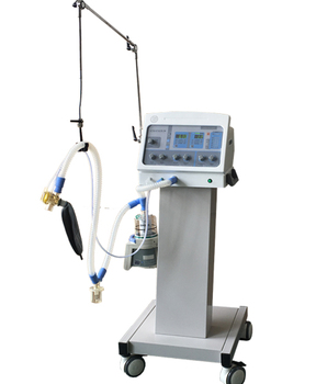 ICU medical ventilator machine with humidifier price
