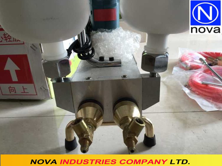 High pressure grouting pu construction equipment grouting machine