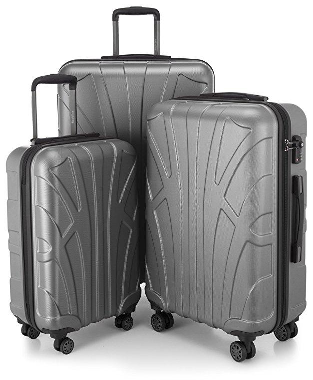 Roulette universelle pour valise