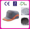 grey Baseball Bump Caps - Lightweight Safety hard hat - head protection caps