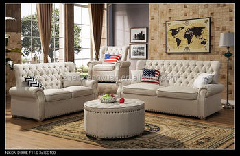 Modern Hot sale 2017 living room furniture Victorian style sofa luxury sofa  sets, View country style living room sofa sets, HAOWANJIA Product Details  ...