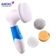Meaningful Beauty Device Battery Operated Power Skin Cleaning Polishing Brush