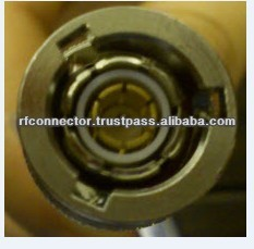rf connector triaxial bnc m crimp for rg59