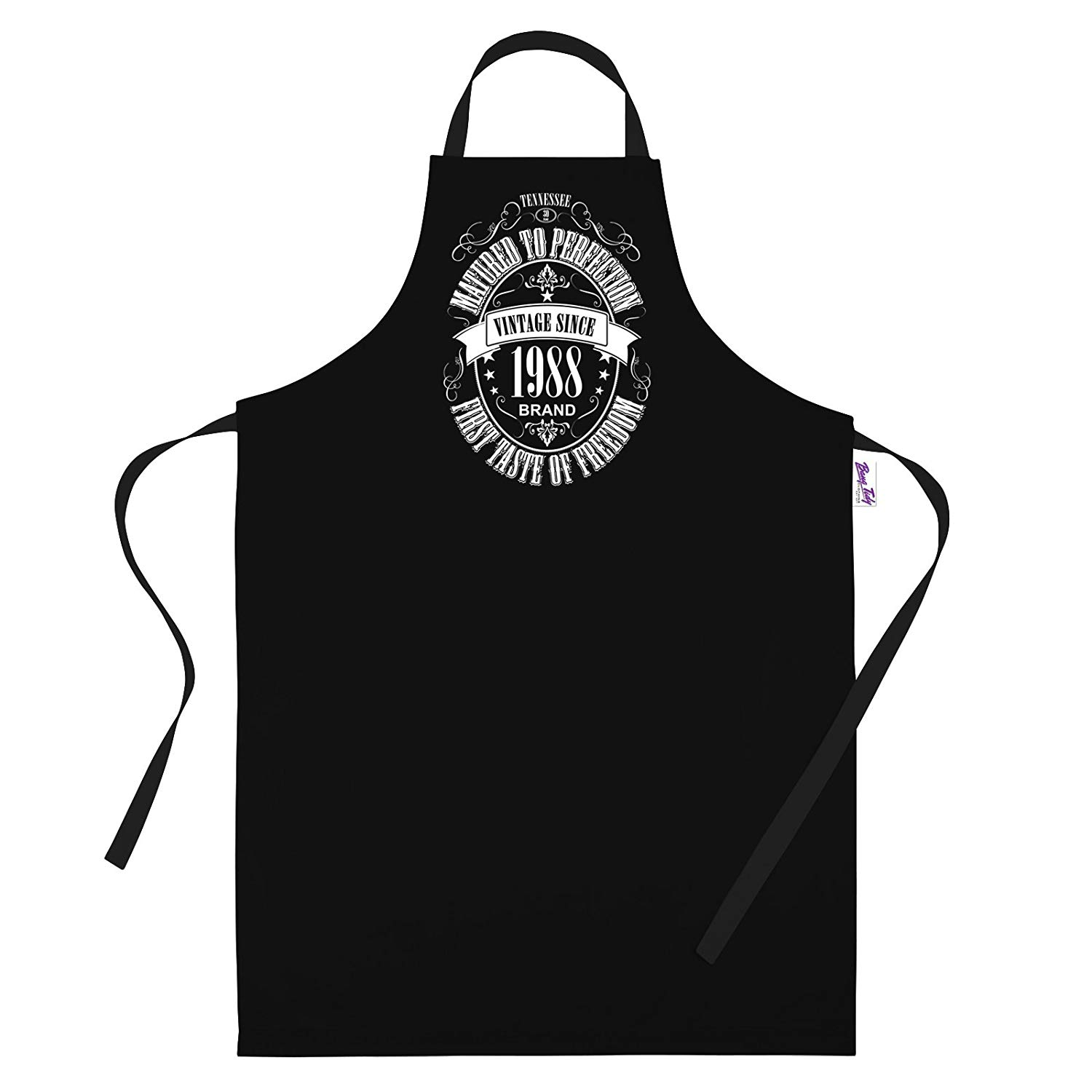 Get Quotations Mens 30th Birthday Gift Apron 1988 Matured To Perfection Aprons Gifts