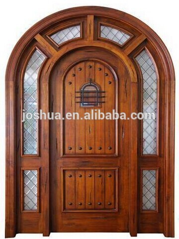 Arch Main Door Design View Wooden Doors Joshua Product Details From Fuzhou Building Material Trading Co Ltd On Alibaba