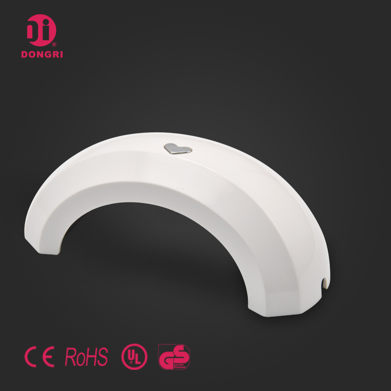 Dongri 5W 6W LED nail curing lamp four finger personal use usb mini nail dryer