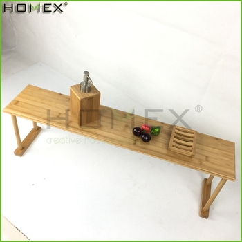 Bamboo Over The Kitchen Sink Shelf Storage Shelves Kitchen Organizer