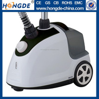 Professional Colorful Vertical Home Appliance steam iron and CE GS CB RoHS EMC mini electric steamer