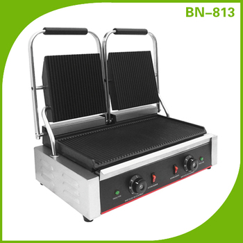 Cooking Equipment For Commercial Kitchen: Panini Press Sandwich ...
