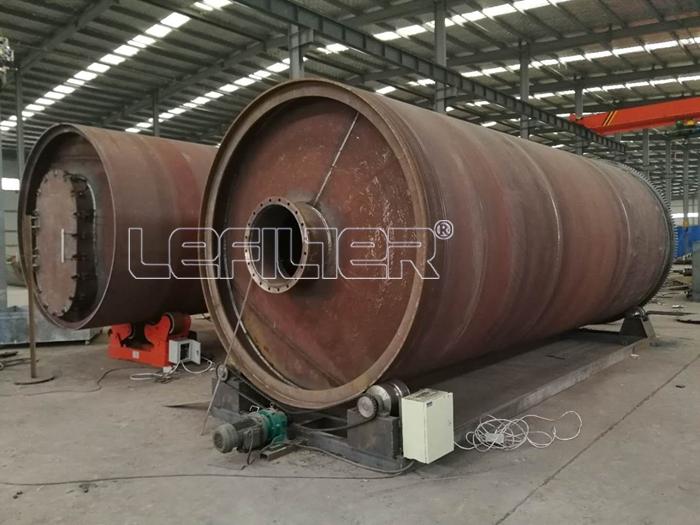 Shangqiu Lefilter tyre pyrolysis plant manufacturers_Xinxiang