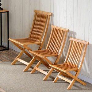 Bamboo Chairs For Outdoor Furniture, Folding Outdoor /indoor Furniture