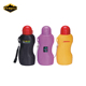 Hot promotion curved plastic sport water bottle Made in China