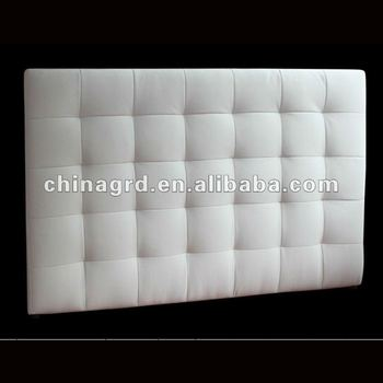 white leather headboard king made in china b16