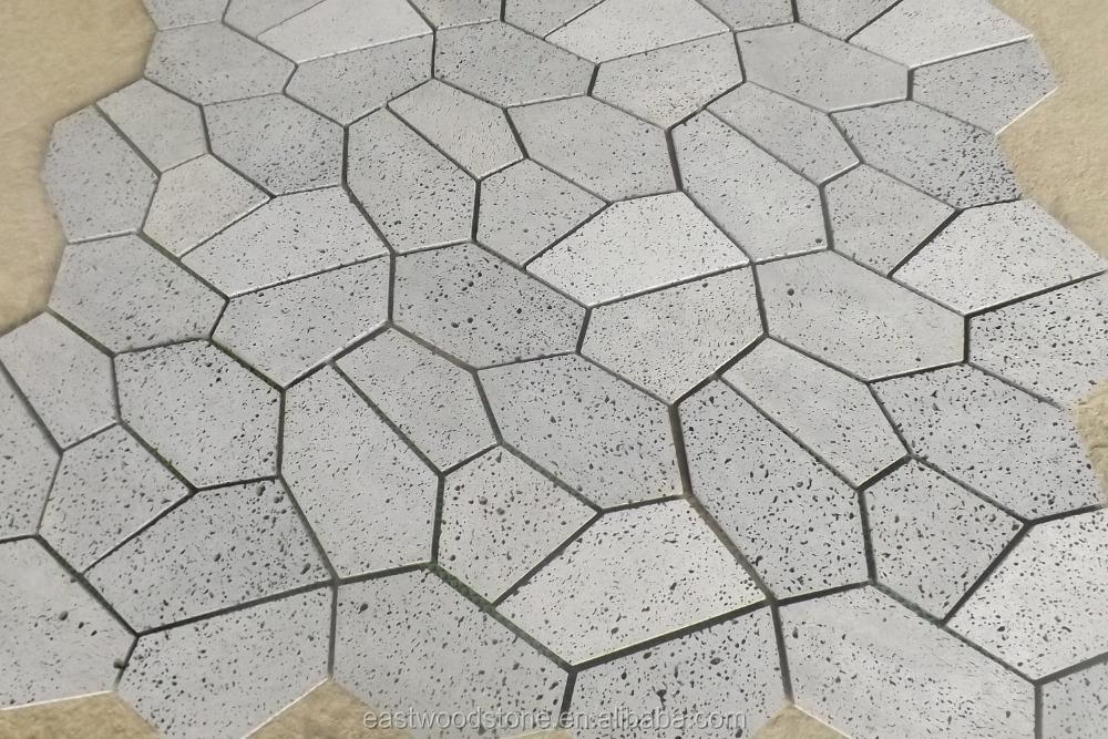 Pavimentos exteriores em pedra de atacado compre os for Exterior floor tiles design kerala