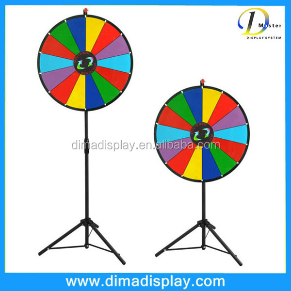 spinning wheel game