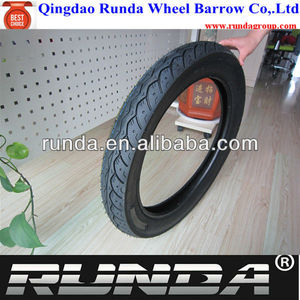 China high quality TT type tires motorcycles 90/90-18