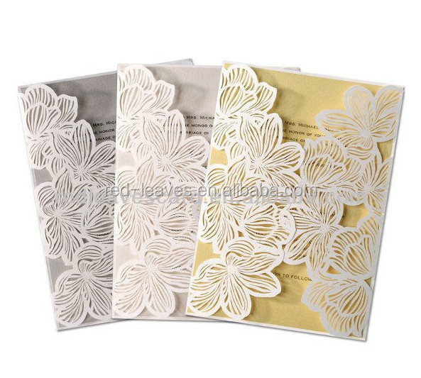 Paper delica wedding invitation card hindu gift card with for Chawla wedding cards boxes ludhiana punjab