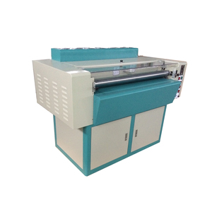 High Performance 36 Inch Non Used Multi Sizes Large Small Mini Desktop UV Coating Laminating Machine With Cabinet