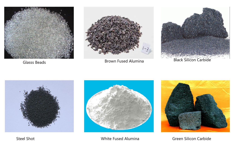 Schwarz Silicon Hartmetall/Carborundum/SiC 24 mesh