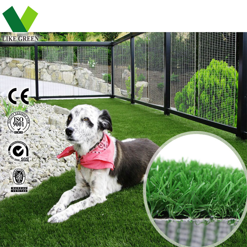 Pet Friendly Artificial Pet Grass In China