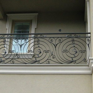 Simple Iron Grill Design For Balcony Supplieranufacturers At Alibaba