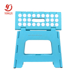 10 inches new strong plastic folding step stool step foldable chair