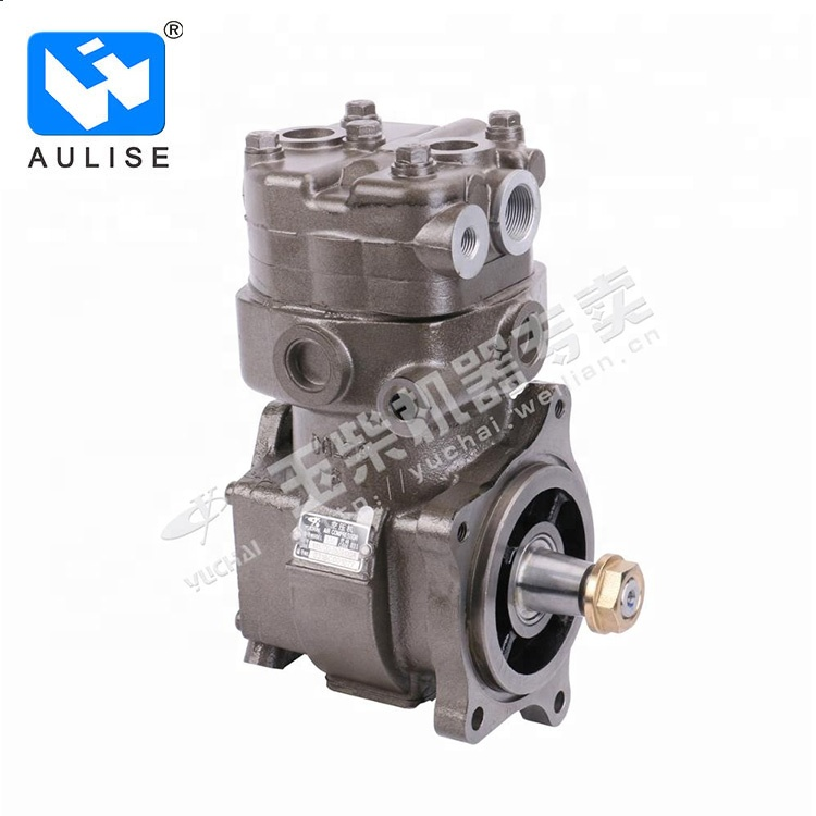 Original Yuchai engine parts MS700-3509100A Air Compressor