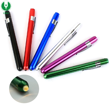 Promotional Eyes Diagnostic Doctor Led Pen Light, Pen Flashlight, Medical Penlight