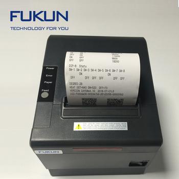 Fukun Wireless Wifi Pos 80 C Thermal Printer Drivers Setup V7 01 With  Usb+lan And Rs232 Port Fk-pos80-bf - Buy Pos Printer,Pos Printer Driver  Setup