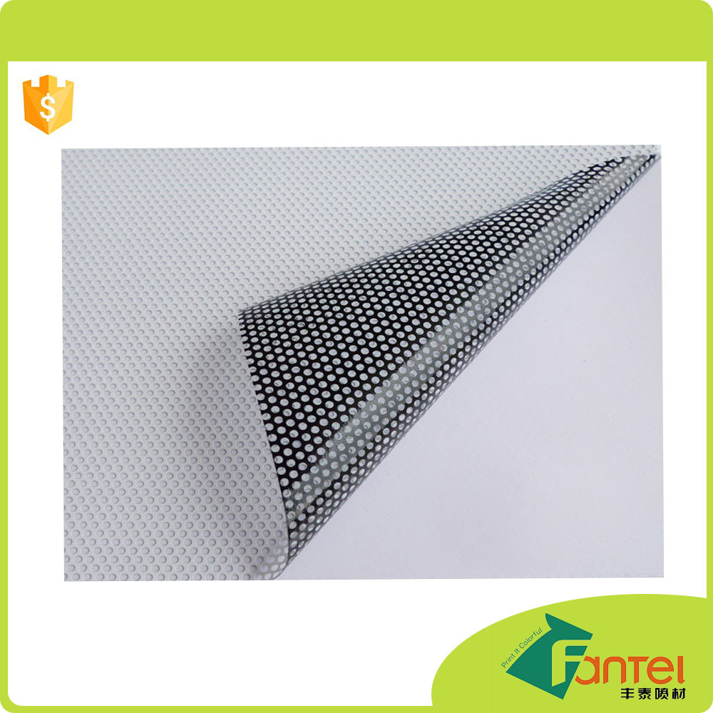 160gsm 160 micron one way vision car window film