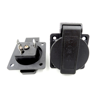 Cost Effective New Design America Waterproof Socket American With Cover