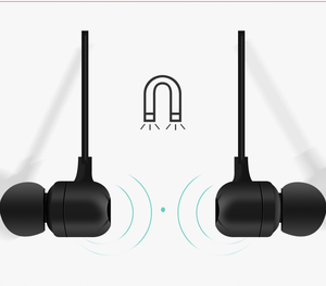 super long time 66 hours music play Electronics waterproof Magnet Earbuds Bluetooth factory price